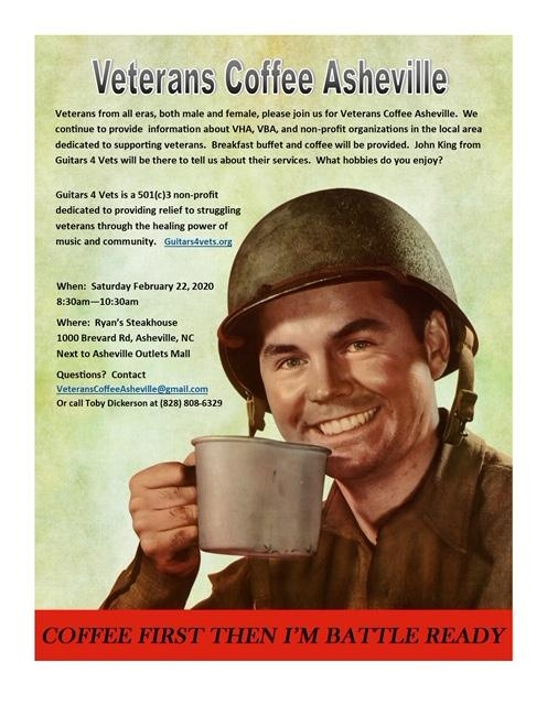 Veterans' Coffee