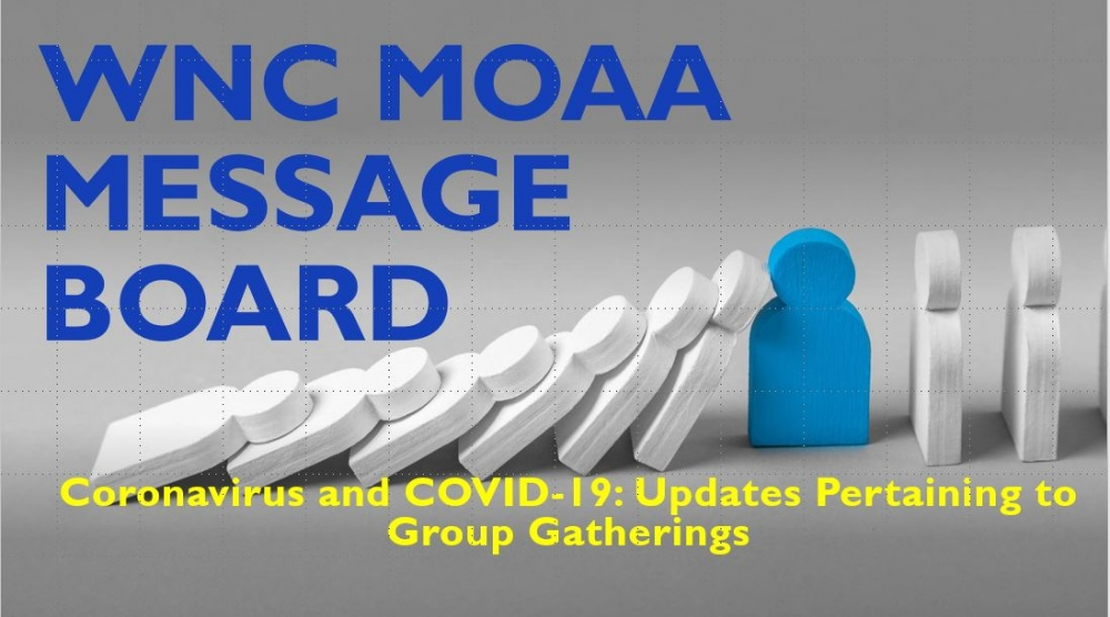 Suspension of Group Gatherings (ongoing)
